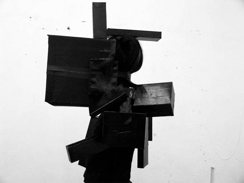 O.T. , 2006, C-Print on aluminium, 49, 5 x 70 cm