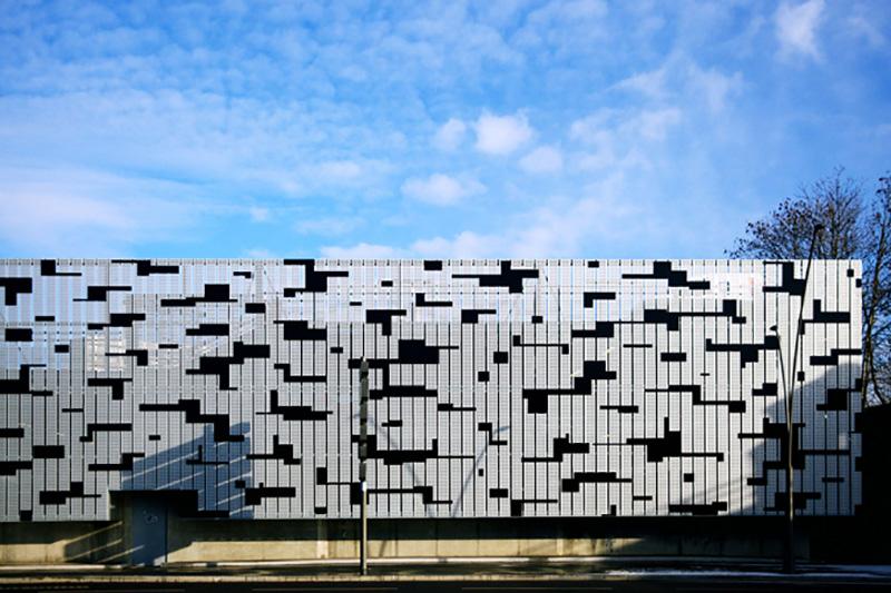 Parkhaus Metz
